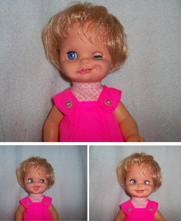 Saucy Doll